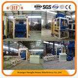 Equipamento de fabricação de tijolos de concreto hidráulico / Máquina de bloco de cimento