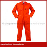 Combinação poli da segurança do algodão para a combinação de trabalho do Workwear industrial (W58)