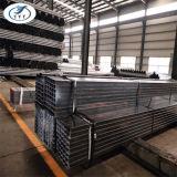 Ms REG rectangular de color negro y el tubo de acero de cuerpos huecos cuadrados / Tubos (RHS/ SHS)