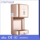 An der Wand befestigtes Automatic High Speed Toilet Bathroom 1000W Sensor Hand Dryer