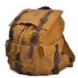 Sport Washed Heavy Canvas DIGITAL Camera Backpack (RS-2150A)