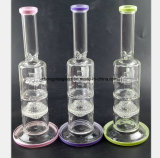 Rokende Pijp van het Glas van de Windmolen van 12.99 Duim de Roterende voor Filter