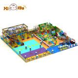 Игрушки прочного популярного малыша конструкции взбираясь для спортивной площадки