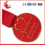 Usine de façon à bas prix de vente directe en alliage de zinc Médaille personnalisé
