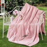 Quilt 100% da seda do cobertor da seda de Mulberry da qualidade de Oeko Tex-100 da elegância do verão