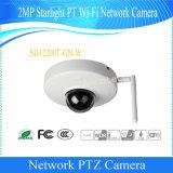 De Camera van het Netwerk van wi-FI van PT van het Sterrelicht Ivs van Dahua 2MP WDR (sd12200t-GN-w)