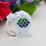 Fabricantes de lembrancinha Keychain em China / Soft PVC Keychain
