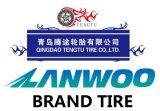 11r22.5 14pr 16pr LW802 LANWOO LKW der Marke TBR ermüdet Reifen