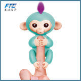 Игрушка обезьяны Fingerlings единорога франтовская электронная