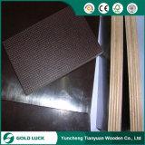 9-18m Marine el material de construcción encofrados Film enfrenta la madera contrachapada