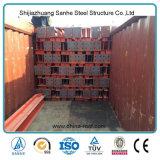Venta caliente Industrial de la luz de edificios con estructura de acero de China de almacenes prefabricados