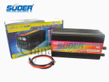 Suoer Power Inverter 2000W Solar Power Inverter 24V a 220V Modificado Sine Wave Power Inverter com carregador para Uso Doméstico (HDA-2000B)
