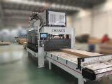 prensa pegada borde largo del panel de 2500m m con la calefacción de alta frecuencia