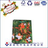 Los grandes bolsas de papel artesanal de Navidad baratos