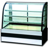 Comercial Cake Display Refrigerador con Ce Made in China