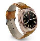 2016普及したBluetoothのスマートな腕時計の電話、SIMのカメラ、GSMの腕時計の方法製造者