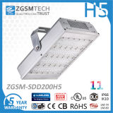 200W LED IP66 Luz do tunel com LED Driver Meanwell Philps