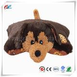 Jong van de Vloer Jumboz van de Huisdieren van de Pluche van het hoofdkussen vulde het Geurige hoofdkussen-JumboKoekje Gebemerkte Dierlijke Pluche Toyz