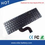 Le clavier d'ordinateur portatif d'OEM pour l'Acer aspirent 5740/5741/5742/5745/5745g/5745 nous clavier