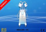 Con 3 asas Cryolipolysis blanco cuerpo de la máquina de adelgazamiento adelgazamiento equipos para mujeres gordas