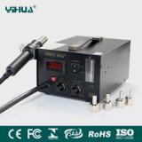 Yihua 852+ Anti-Static Falt IC Estação de retrabalho de ar quente