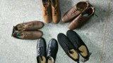 女性PUの革靴、PUの靴、革靴、Shoes、8000pairs、USD1/Pairs女性