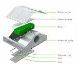 Le prix usine 110lm/W 200W 150W 120W 90W 60W 40W IP65 imperméabilisent la lumière de route de rue de 30W DEL