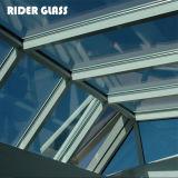 1.8-19mm pour la fenêtre de verre flotté de verre