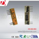 Module de récepteur sans fil hétérodyne superbe de interpréter Zd-Rdb-H02