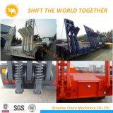 Semi-remorque inférieure de bâti de transport lourd de machine