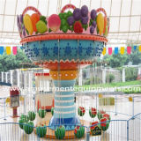 Saleのための2016安いAmusement Fruit Flying Chair Park Rides Items
