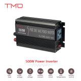 China-Fabrik-Preis 500W Mini weg von Wechselstrom 220V 230V 240V Rasterfeld-reinem Sinus-Wellen-Sonnenenergie-Inverter Gleichstrom-12V 24V 48V