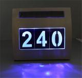 LED-Solarlicht für Hausnummer-Solarhausnummer-Lichter