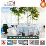 Transparentes wohles Dekoration-Lebesmittelanschaffung-Zelt auf Förderung