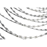 China 8 Jahre sachverständige Rasiermesser-Draht-Lieferanten-