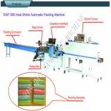 Automatische de Doos van de melk krimpt de Machine van de Verpakking