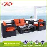 Tavola rotonda esterna della mobilia sezionale del sofà (DH-9582)