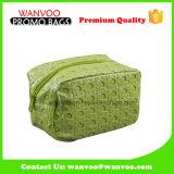 Ecoジッパーが付いている友好的で柔らかいPVC草のわらの装飾的な袋