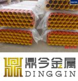 Water Drainage를 위한 En877 Epoxy Coated Cast Iron Pipe와 Fittings