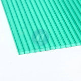 Roofing를 위한 최고 Crystal Plastic Polycarbonate Hollow Sheet