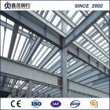 Bens de aço pré-fabricados de construção dos edifícios da fábrica do certificado do ISO como a oficina