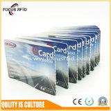 Tarjeta de papel ultra fina de RFID para la calidad de miembro/el asunto/la lealtad