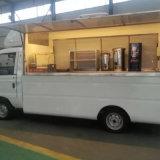 صنع وفقا لطلب الزّبون متحرّك طعام شاحنة لأنّ عمليّة بيع, مصغّرة شاحنة طعام