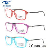Frame magro bonito colorido dos Eyeglasses da mulher dos homens Tr90 (TR269)