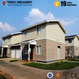 EPS 시멘트 샌드위치 벽면 /Lightweight 콘크리트 부품 칸막이벽 위원회 조립식 가옥 집을%s 가진 싼 Prefabricated 집