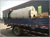 3 Pass padrão certificadas a Gás 2 toneladas de óleo da caldeira de vapor