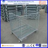 Alta qualidade com recipiente e caixa de aço dobrável CE Steel