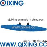 Qixing Cee/IEC internationale blaue Terminals der Schrauben-600V IP44 des Standard-Nockensperre-Stecker-200A