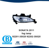 Luz de nevoeiro direita 92201-3s000 92202-3s000 para a Hyundai Sonata 2011