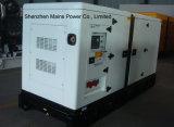 110kVA 100kw générateur diesel Cummins GROUPE ÉLECTROGÈNE INSONORISÉ auvent silencieux